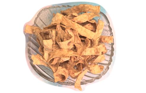 鱈魚香絲變身「魚酥」